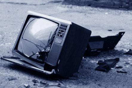 Goodbye, television