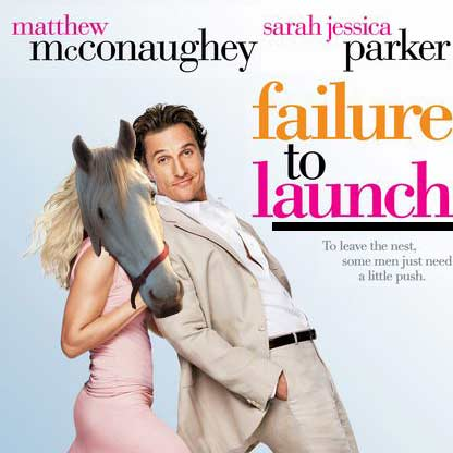 Matthew McConaughey stars with Horseface in An Utter Abomination