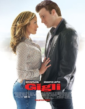 Gigli is universally accepted to be just plain awful, even by the actors in it